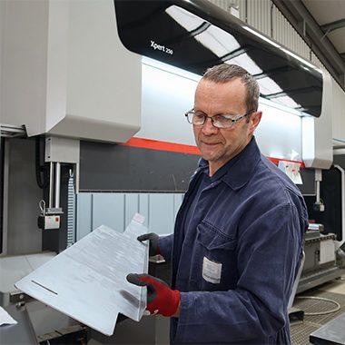 CNC Folding driver