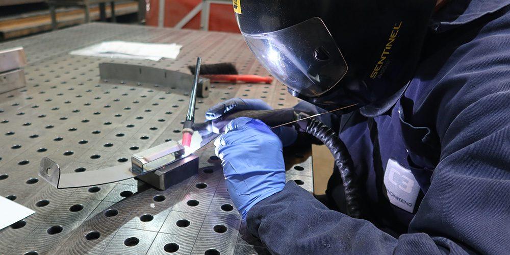 WELDING and metal fabrication Norfolk